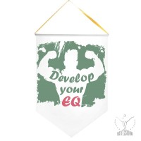 "Вымпел ""Develop your EQ"""